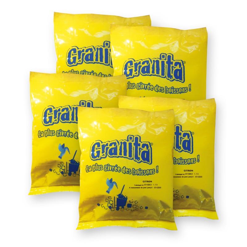 Sachet de poudre Granita